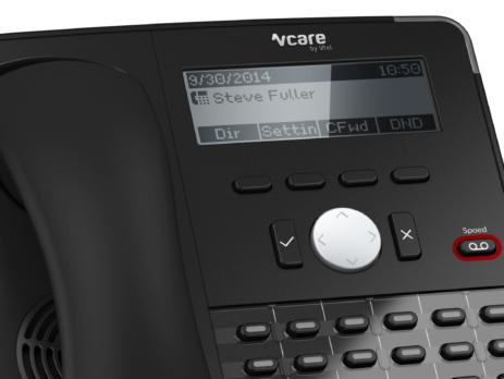 snom_Vcare_phone_top