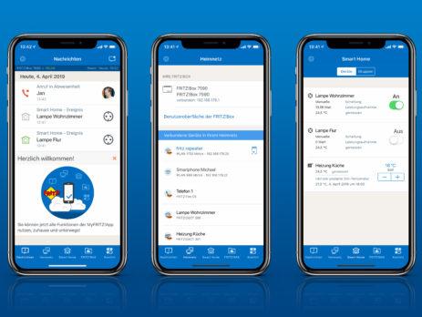 MyFRITZ!App pour iOS