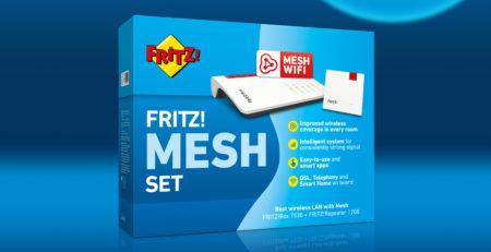FRITZ Mesh Set